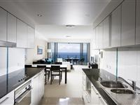 3 Bedroom Apartment Kitchen and Living - Mantra Sierra Grand