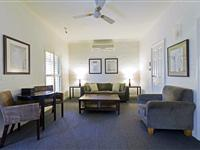 Heritage Suite Lounge - Peppers Guest House