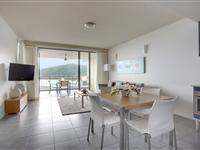 1 Bedroom Living Area - Peppers Airlie Beach