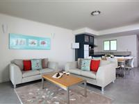 2 Bedroom Living Area - Peppers Airlie Beach